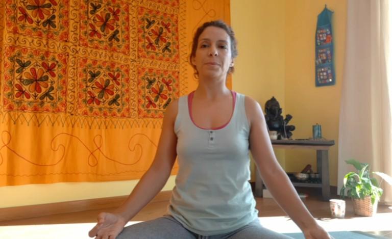 Respiração rápida - bhastrika pranayama