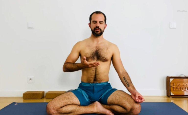 Pranayama e meditação